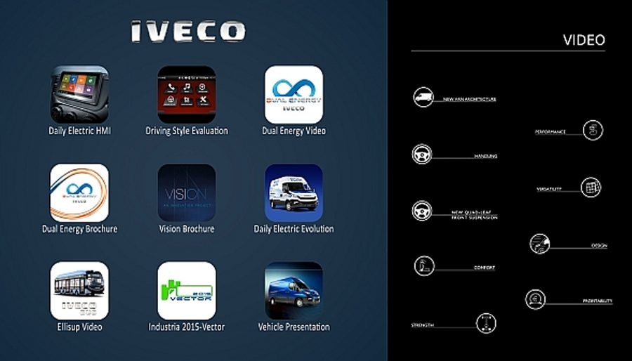 Iveco Touch