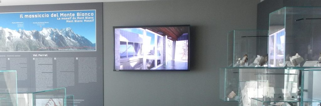 Monitor Touch Skyway Monte Bianco - HDDS Vision