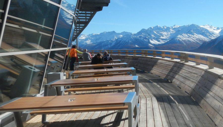 Skyway Monte Bianco – Rete Digital Signage
