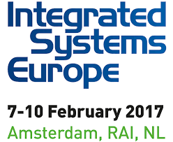 HDDS Vision all'ISE 2017 di Amsterdam