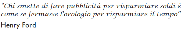 Citazione Henry Ford