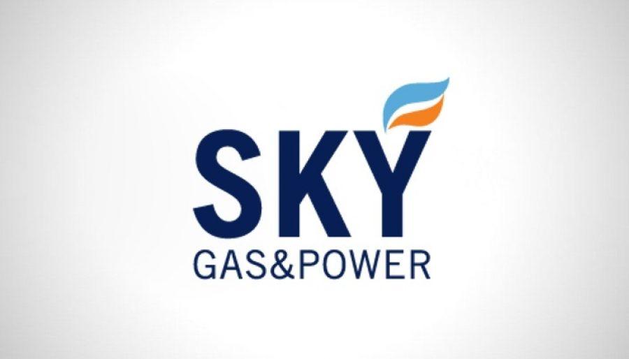 Monitor in vetrina – Sky Gas & Power