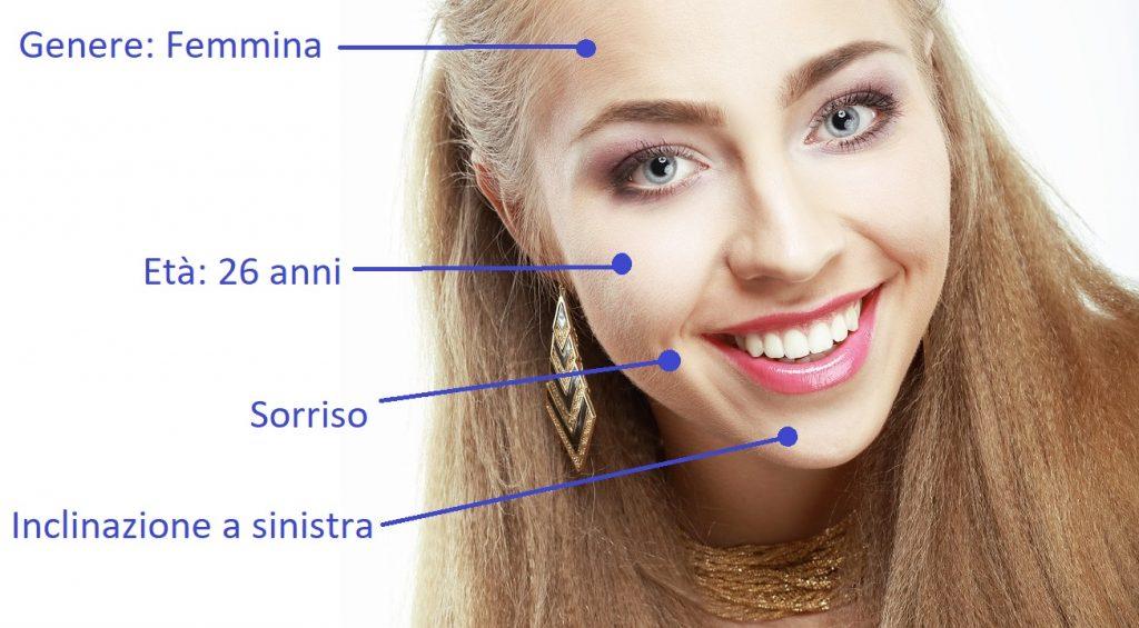 Riconoscimento facciale - HDDS Vision
