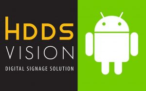 Digital Signage Android – HDDS Vision