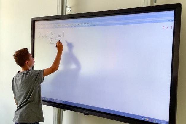 Parete Di Lavagna Prezzo : Lavagna digitale lim prezzi lim lavagna interattiva hdds vision