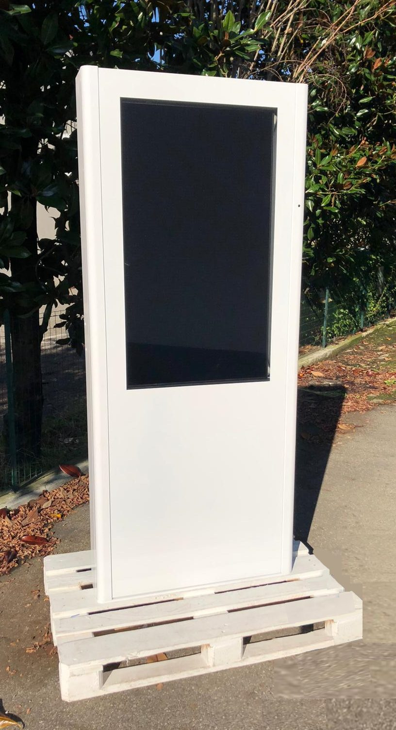 Totem outdoor HDDS Vision